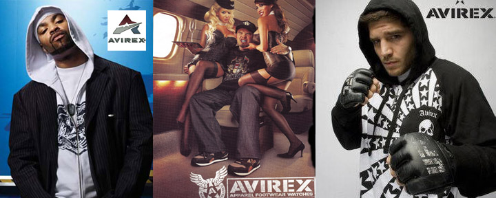 Avirex Clothing