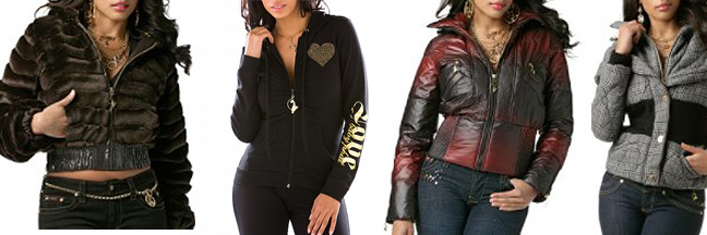 Baby Phat Jackets
