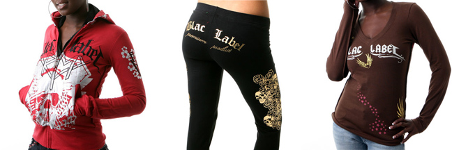 Black Label Clothing for Women