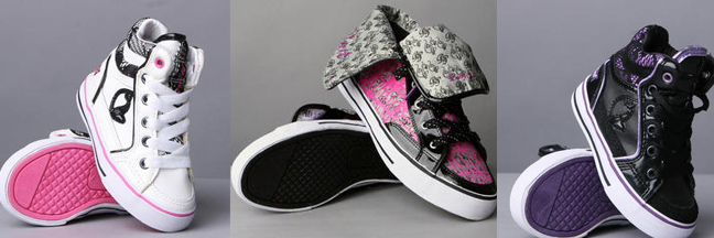Kids Baby Phat Shoes