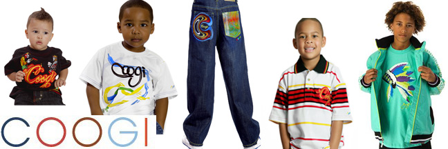 Kids Coogi for Boys
