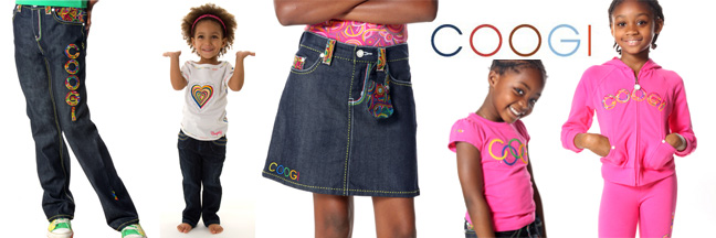 Coogi Kid's Clothing for Girls