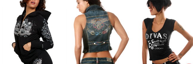 Coogi Clothing for Women