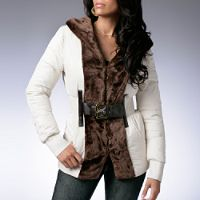 Dereon Outerwear and Hoodies