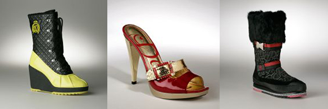Shoes by House of Dereon