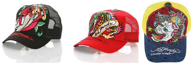 Ed Hardy Hats