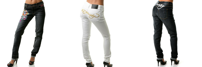Ed Hardy Jeans for Women