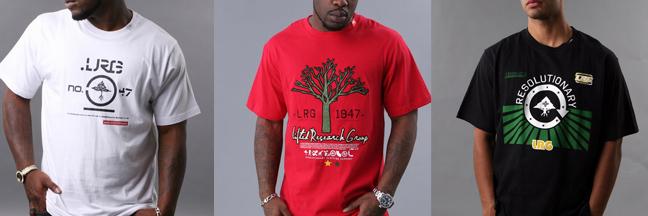 LRG Shirts