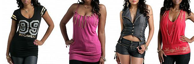womens rocawear