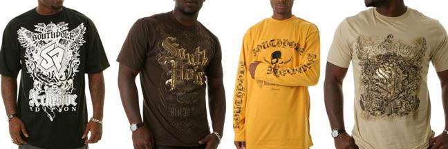 Southpole Shirts