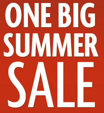 summer is here. We included the best deals from some of our partners