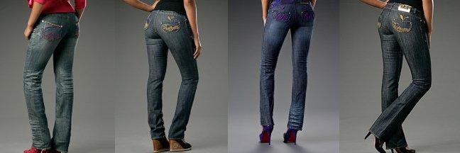 Apple Bottoms Jean