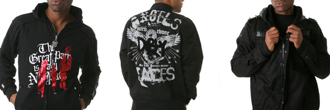 Blac Labe Jackets for Men