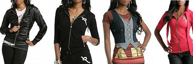 Womens Rocawear Jacket