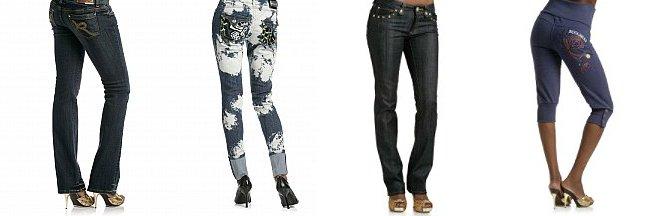 Womens Rocawear Jeans